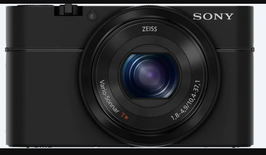 Sony RX100 VII – Recommended pocket compact camera
